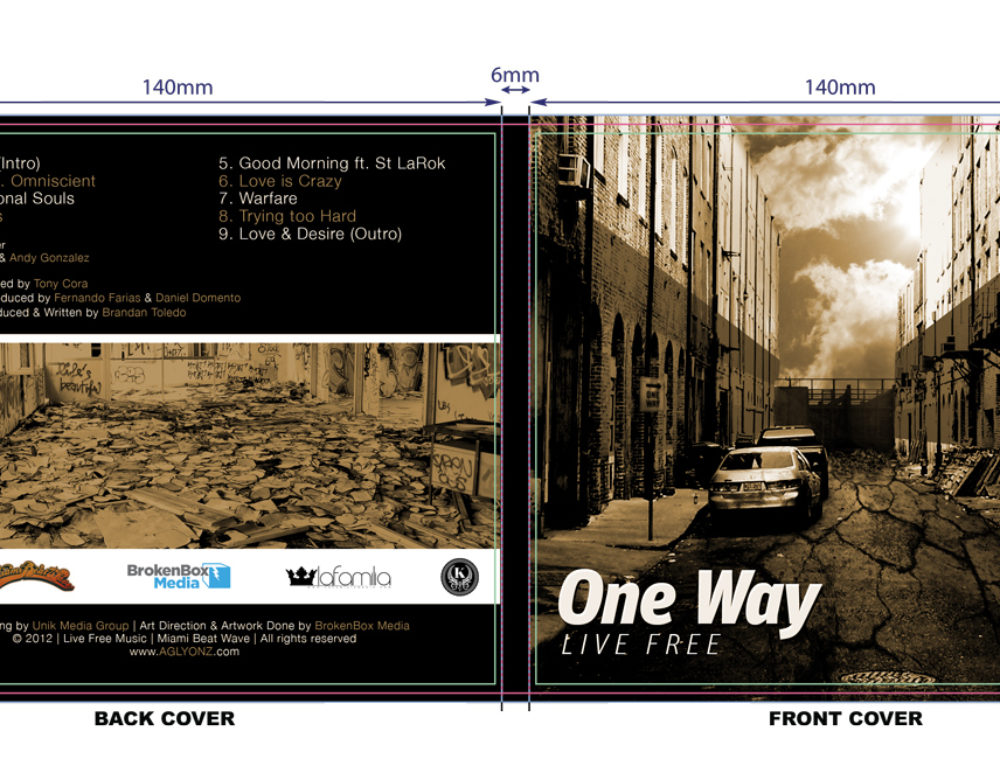 One Way Album Cover