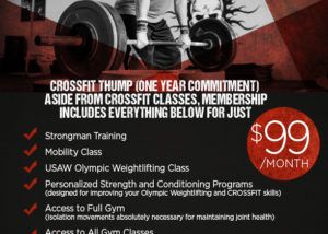 Crossfit Thump