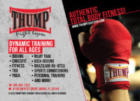 Thump Fight Gym