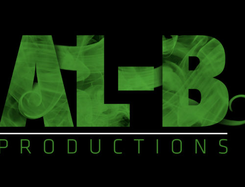 Al-B Productions Logo