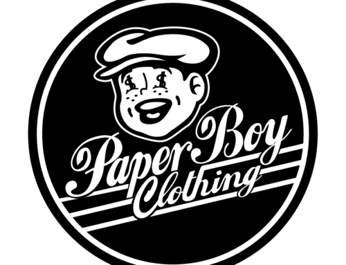 Paperboy Clothing Logo